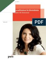 Fiscalitatea in Romania 2013