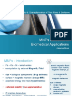 Magnetic Nanoparticles utilisation in Biomedical Applications
