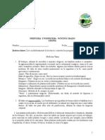 pre y posprueba espanol 9- 2014