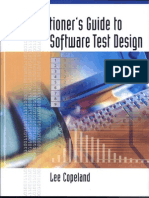 A Practitioner s Guide to Software Test Design