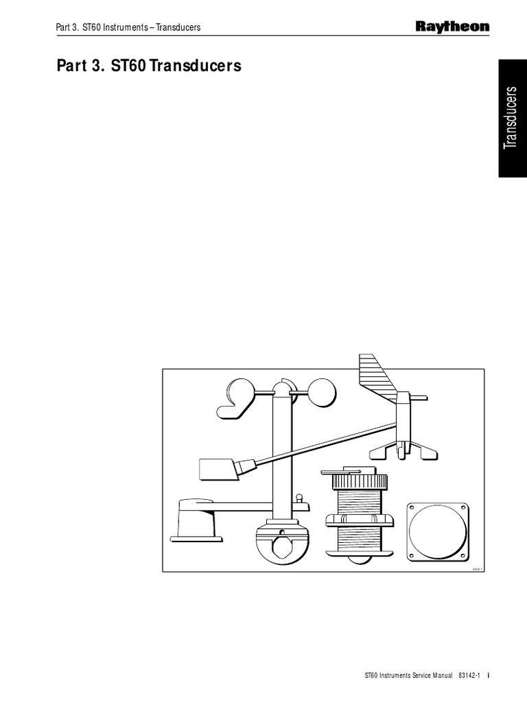 part 3 st60 transducers magnetometer printed circuit board rh scribd com Residential Electrical Wiring Diagrams Residential Electrical Wiring Diagrams
