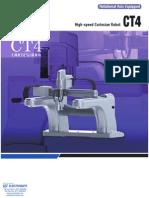 IAI CT4 Cartesian Specsheet