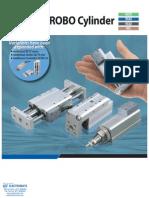 IAI Mini Robo Cylinder Catalog