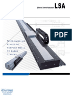 IAI Linear Servo Actuator Catalog