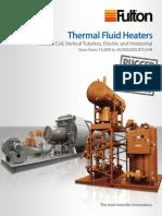 Thermal Fluid Heaters (Fulton)
