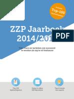ZZP Jaarboek 2014/2015