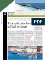 Tres Auditorios Frente Al Mediterraneo