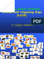 Kohonen Self Organizing Maps