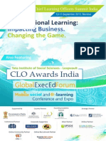 CLO Summit 2013