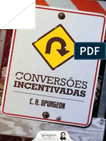 Conversoes Incentivadas - C.H.spurgeon