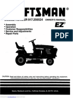 Ez3 917256524 Owners Manual