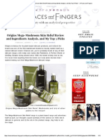 V3 Preview _Origins Mega-Mushroom Skin Relief Review and Ingredients Analysis, And My Top 3 Picks_ - Of Faces and Fingers