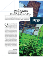 Arquitectura Red Social