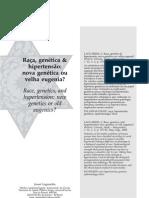 hipertensão, genética e raça