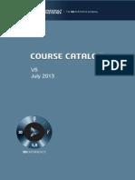 V5 Course Catalog
