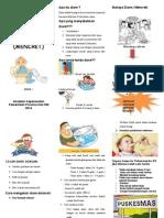 Leaflet Diare Penkes