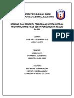 Seminar Protokol 2013