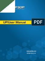 Up Plus User Manual-V3.0