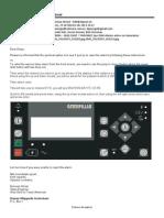 Generador Service Timer