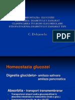 02 Homeostazia glucozei