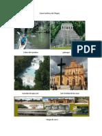 Zonas Turisticas de Chiapas