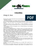 Dick, Philip K. - Colonia