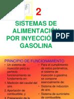 54539199 Sistema de Inyeccion Gasolina