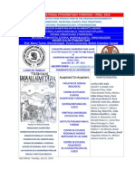 XII INTERNATIONAL ETHNOBOTANY SYMPOSIO – PERU, 2014