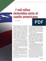 47 mil niños detenidos ante el sueño americano (La Nación 2390)