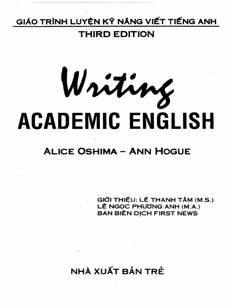Writing academic english alice oshima ann hogue pdf customize introduction to academic writing second edition introductiontoacademicwriting answer key meal paragraph fandeluxe Gallery