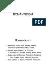 13 Romanticism