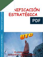 Planificación Estratégica Institucional - Copia