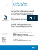 Virtualized Data Center and Cloud Infrastructure Planning and Design