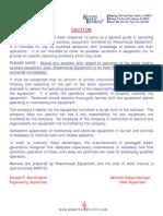 B-700 Service Manual 11.27.07