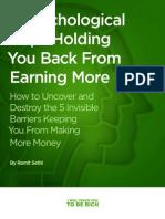 5 Psychological Traps Holding You Back