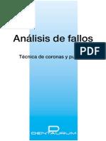 Análisis de Fallos - Técnicas de Coronas y Puentes