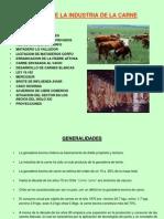 Reseña de La Industria de La Carne-clase Abril 2013