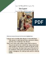 Ten Lepers 25