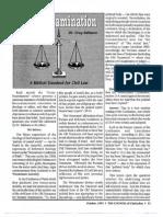 1993 Issue 8 - Cross-Examination