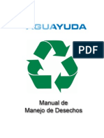 Control de Desperdicios