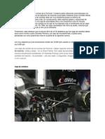 Las Cajas de Cambio de Los Coches de La Fórmula 1 Moderna Están Altamente Automatizadas Con Los Controladores Electrónicos de Selección de Marchas Accionados Mediante Levas Montado Detrás Del Volante