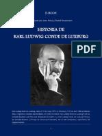 Karl Ludwig Conde de Luxburg Príncipe de Carolath-Beuthen y Príncipe de Schoenaich-Carolath