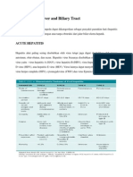 Diseases of the Liver and Biliary Tract