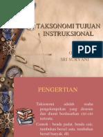 1.07 Taksonomi Tujuan Pembelajaran