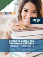 DACA Toolkit