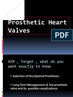 Prothetic Heart Valves