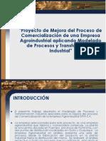 Proyecto de Mejora Del Proceso de Comercializaci--n FINAL
