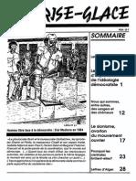 Le Brise-Glace N°2/3 - Printemps 1989
