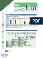IAI PCON Controller Specsheet