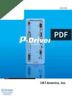 IAI Pulse Driver Specsheet